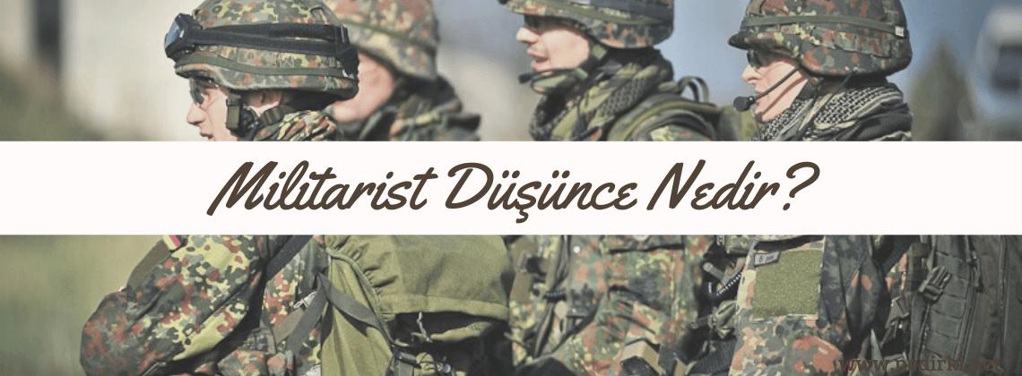 militarizm-ne-demek